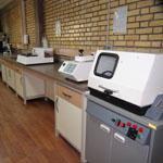 آزمایشگاه متالورژی
